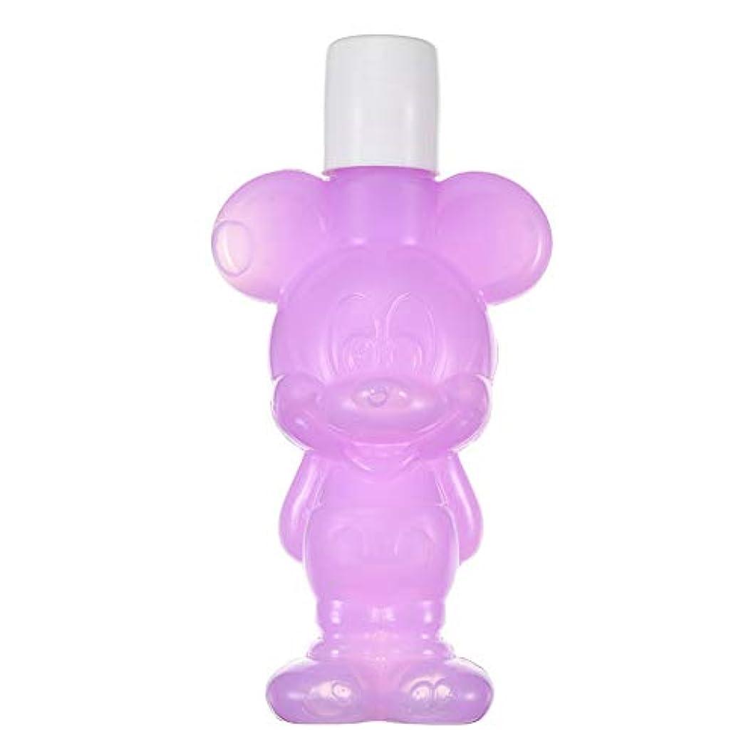 繊毛オープニング暗殺するディズニーストア(公式)保湿ジェル ミッキー パープル Gummy Candy Cosme