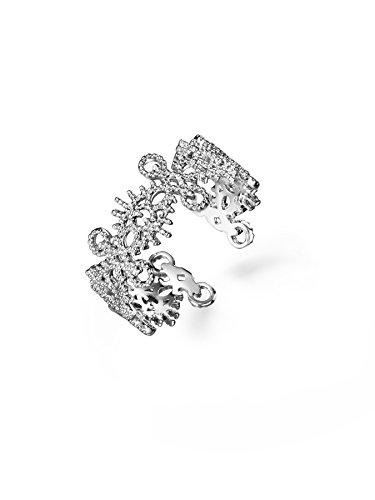 [해외](네오구로리) Neoglory Jewelry 부인도 사랑한 우아한 레이스 자수를 반지에 간단한 골드 레이스 반지 결혼 반지 반지 세일 액세서리 13 호/(Neoglobory) Neoglory Jewelry Elegant lace embroidery also loved by ladies Simple gold race ring wit...