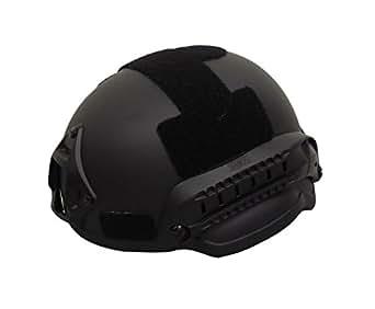 米軍タイプ MICH 2002 ヘルメットフリーブラック
