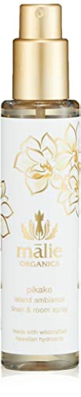 午後ジュラシックパークビルマMalie Organics(マリエオーガニクス) リネン&ルームスプレー ピカケ 148ml