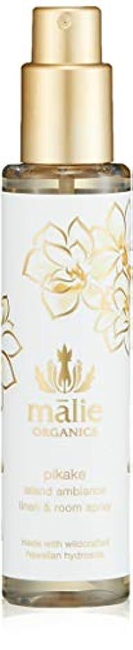敷居継続中土器Malie Organics(マリエオーガニクス) リネン&ルームスプレー ピカケ 148ml