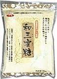 上野砂糖 和三蜜糖 500g ×6セット