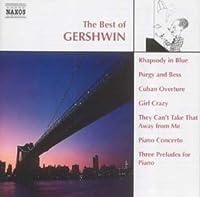 The Best of Gershwin by George Gershwin (2001-01-08)