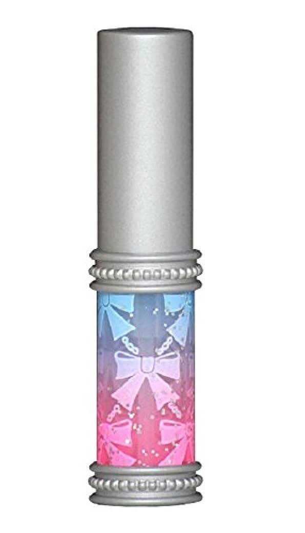 役職よろめく襲撃ヒロセアトマイザー メタルリボン 16209 BL/PK (メタルラメリボン ブルー/ピンク)