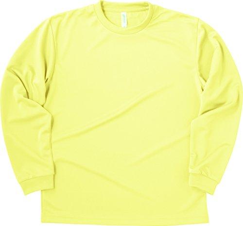 (グリマー)glimmer 4.4オンス ドライ長袖Tシャツ 00304-ALT[メンズ]