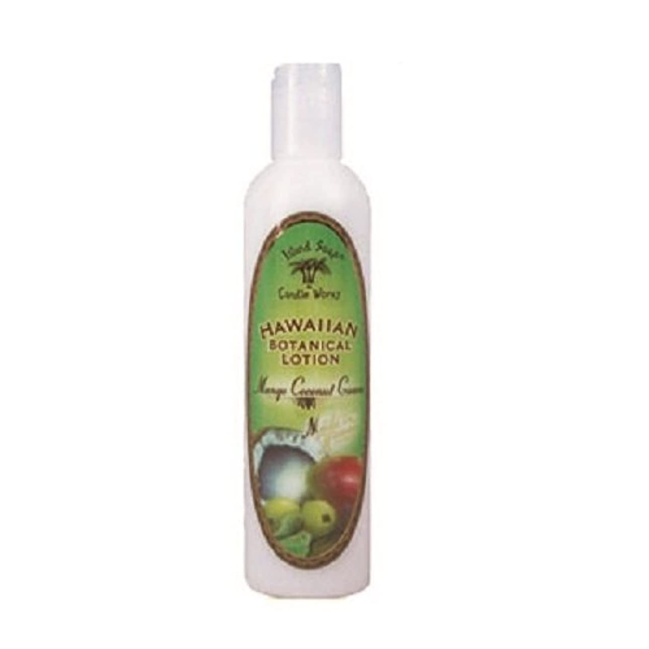 消える騒ぎ研磨剤トロピカルローション 8.5ozマンゴココナッツ