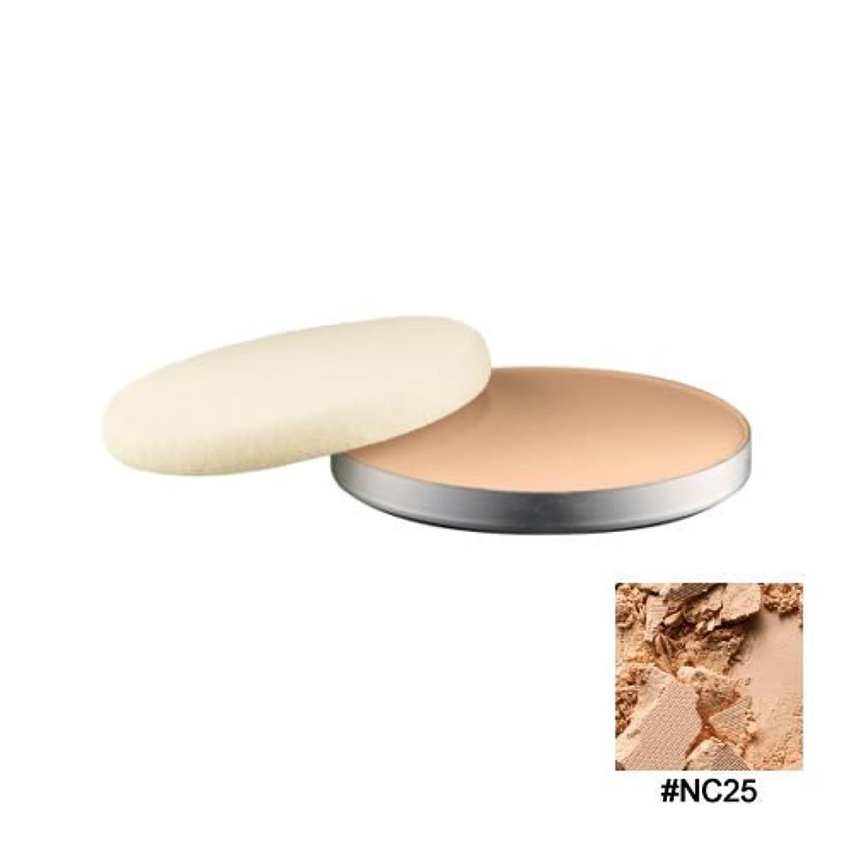 鮮やかな腹部ゆりマック(MAC) ライトフル C SPF 30 ファンデーション #NC25 SPF30/PA+++ 14g[並行輸入品]