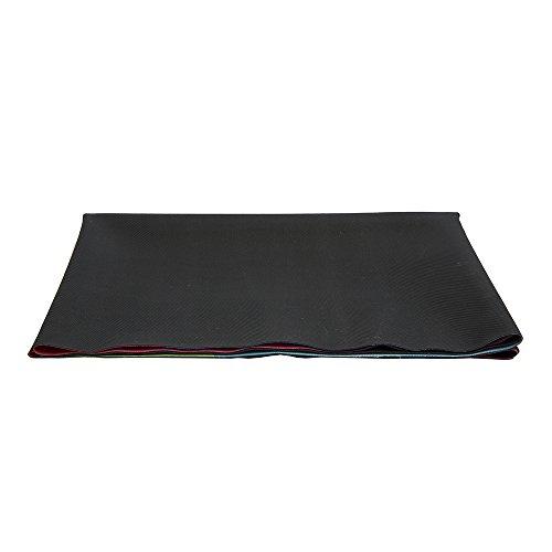 Yoga Design Lab (ヨガデザインラボ) ヨガマット 厚さ1mm トラベルマット 折りたたみ ストラップ付/トライ...