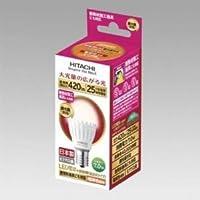 日立 10個セット LED電球 小形電球形 広配光タイプ 調光器対応 電球色 小型電球25W形相当 全光束:420lm E17口金 LDA7L-G-E17/DS_set