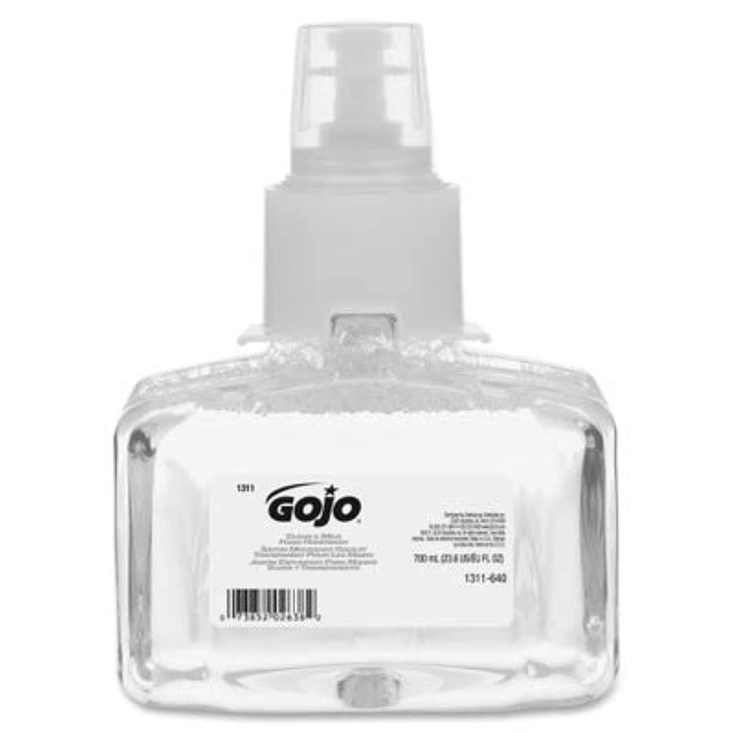 貪欲ジュニアウッズGOJO ltx-7 Clean and Mild Foam Handwash Refill