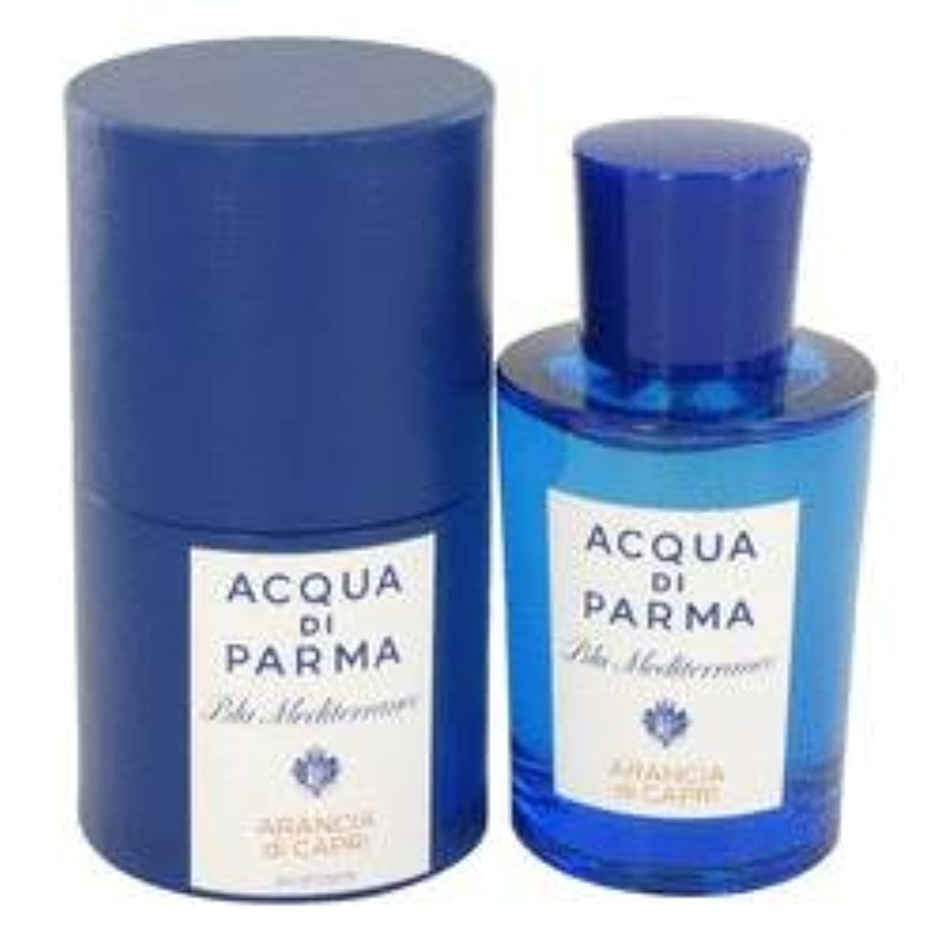 外交アサーサイズBlu Mediterraneo Arancia Di Capri Eau De Toilette Spray By Acqua Di Parma