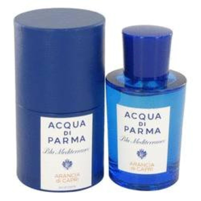 マーケティング詳細に槍Blu Mediterraneo Arancia Di Capri Eau De Toilette Spray By Acqua Di Parma