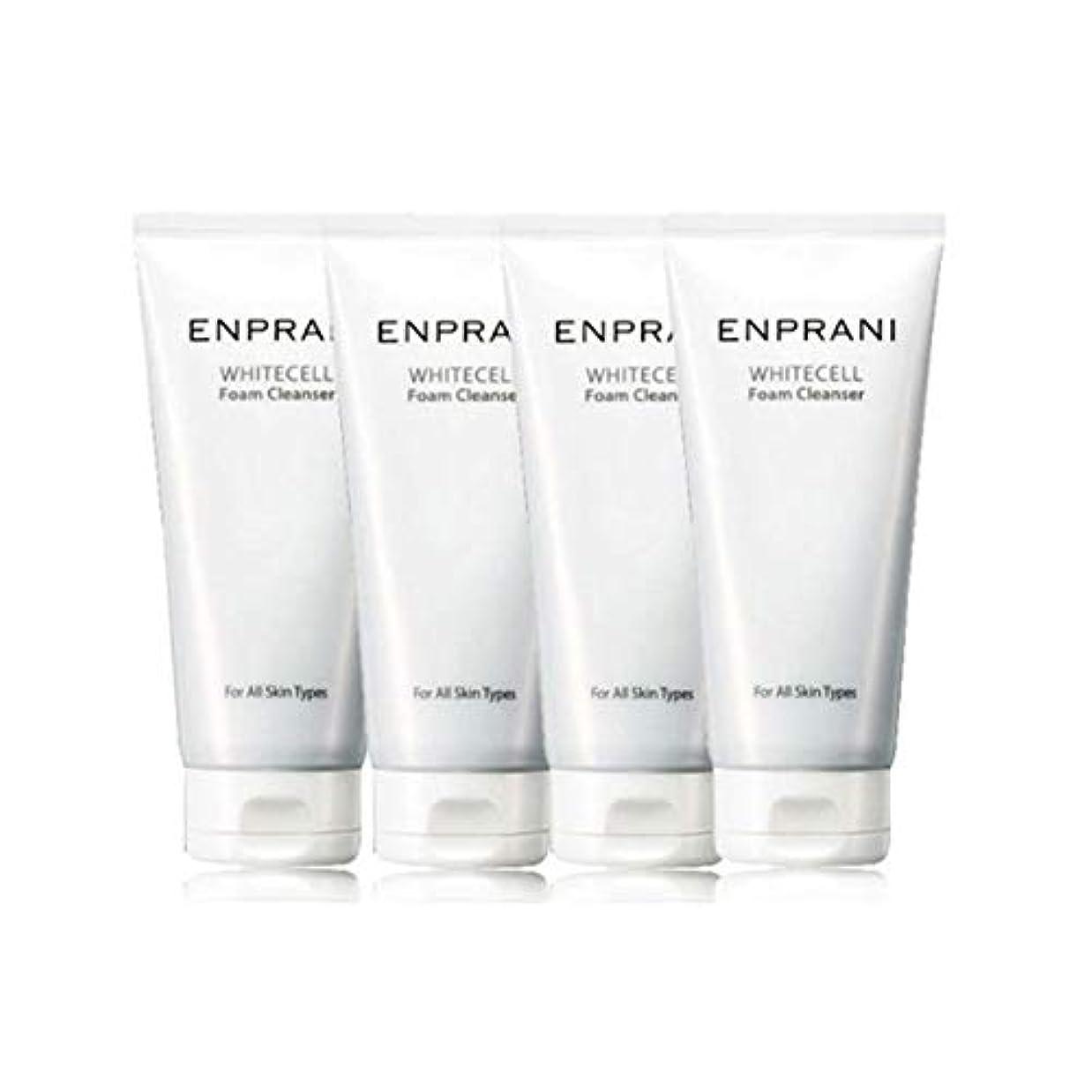 むしろ義務づける農村エンプラニホワイトセル、フォームクレンザー100mlx 4本セット毛穴洗浄 皮膚管理、Enprani White Cell Foam Cleanser 100mlx 4ea Set Pore Cleaning Skin...