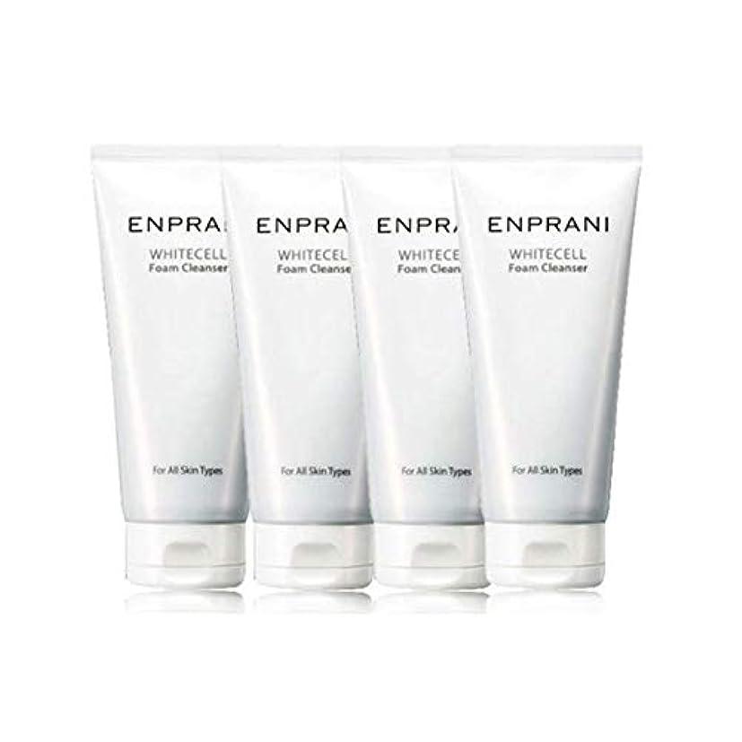 私たち自身見物人者エンプラニホワイトセル、フォームクレンザー100mlx 4本セット毛穴洗浄 皮膚管理、Enprani White Cell Foam Cleanser 100mlx 4ea Set Pore Cleaning Skin...
