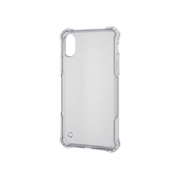 エレコム iPhone X ケース カバー 衝撃...の商品画像