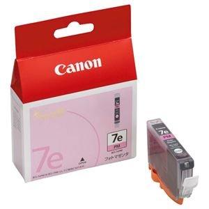 (まとめ) キヤノン Canon インクタンク BCI-7ePM フォトマゼンタ 0369B001 1個 【×4セット】 [簡易パッケージ品]