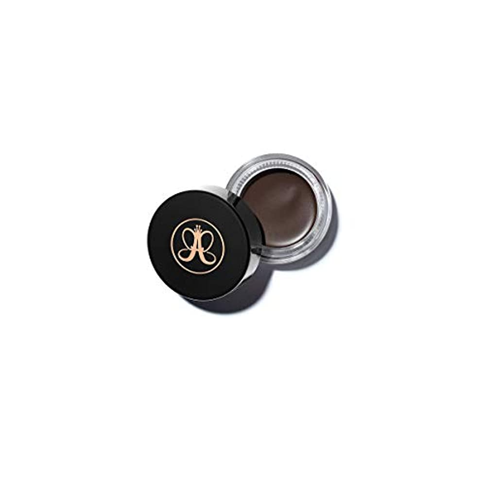 抽出補充保持Dipbrow Pomade - Dark Brown