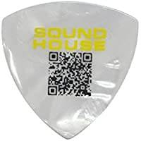 【国内正規品】 PLAYTECH プレイテック ギター用ピック サウンドハウスピック トライアングル THIN