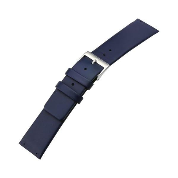 CASSIS[カシス]スカーゲン用カーフ時計バ...の紹介画像3