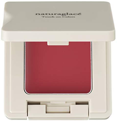 ナチュラグラッセ ナチュラグラッセ naturaglace タッチオンカラーズ (カラー) SPF17 PA++ 本体 EX01C コーラルピンク 1.7gの画像