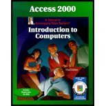 Word 2000 Level 1 Core: A Tutorial to Accompany Peter Norton Introduction to Computers Student Edition (Tutorial S.)