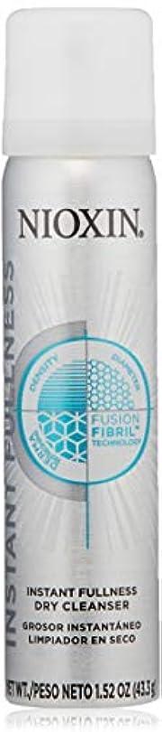 イディオム商人水を飲むNioxin インスタント充満ドライクレンザー、1.52オズ。