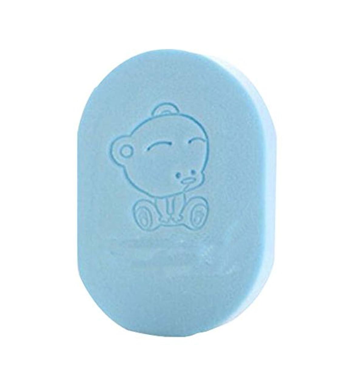 東ティモール療法コンセンサス子供用バスブラシ、タオル製品、バススポンジ、スカイブルー