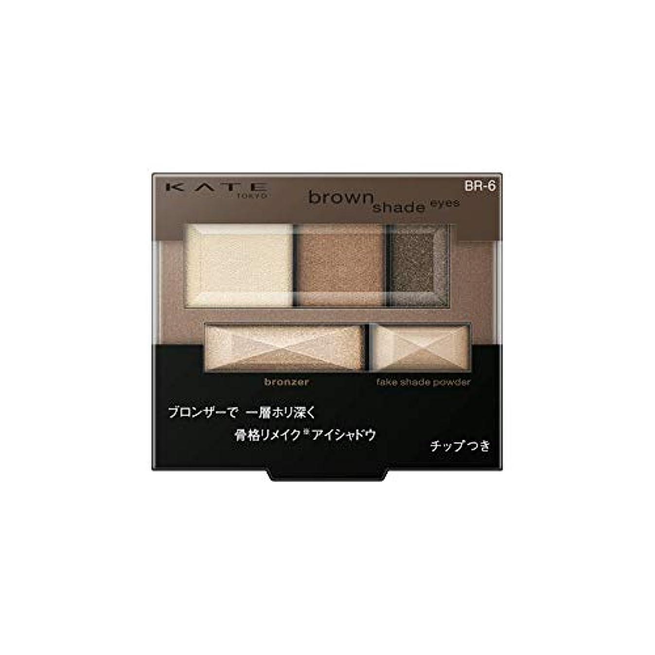 リンケージ松の木同化するケイト ブラウンシェードアイズN #BR-6 マット 3g [並行輸入品]