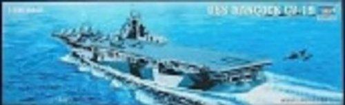 1/350 米海軍 空母 CV-19 ハンコック