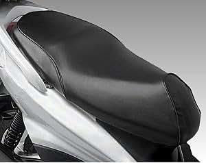 国産品 厚手合皮素材! シグナスX(SE44J)専用シートカバー 取り付け簡単口ゴム式 SE46J