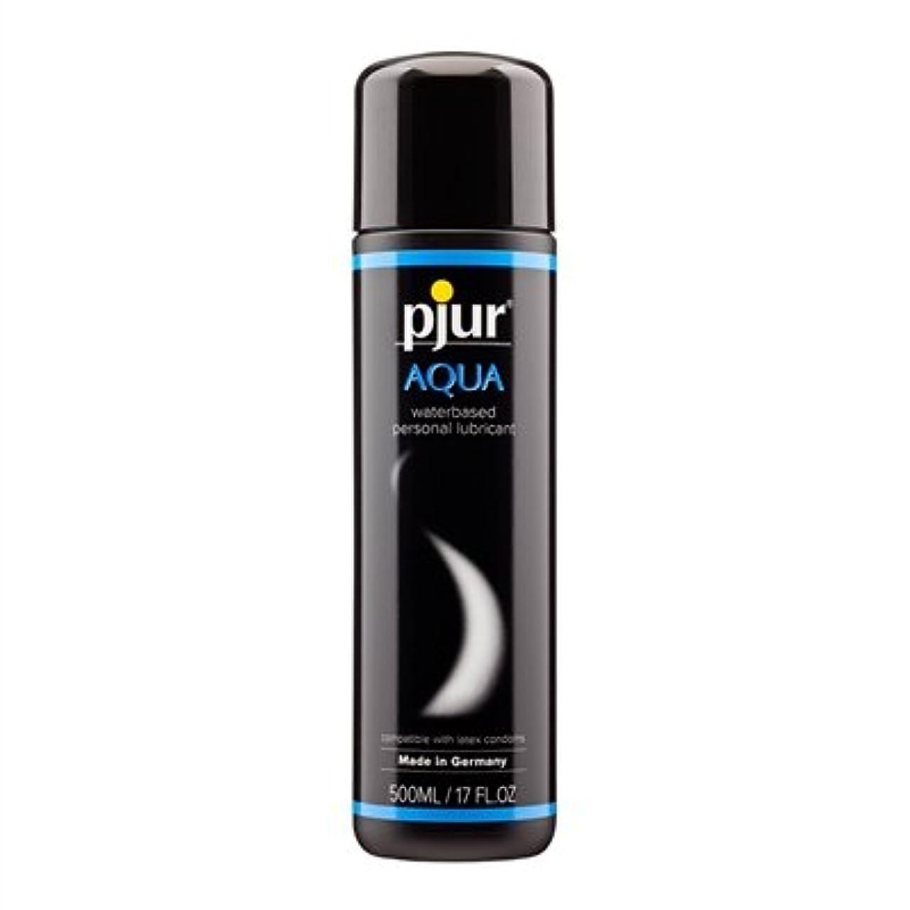 Pjur Aqua Bottle Lubricant- 500ml