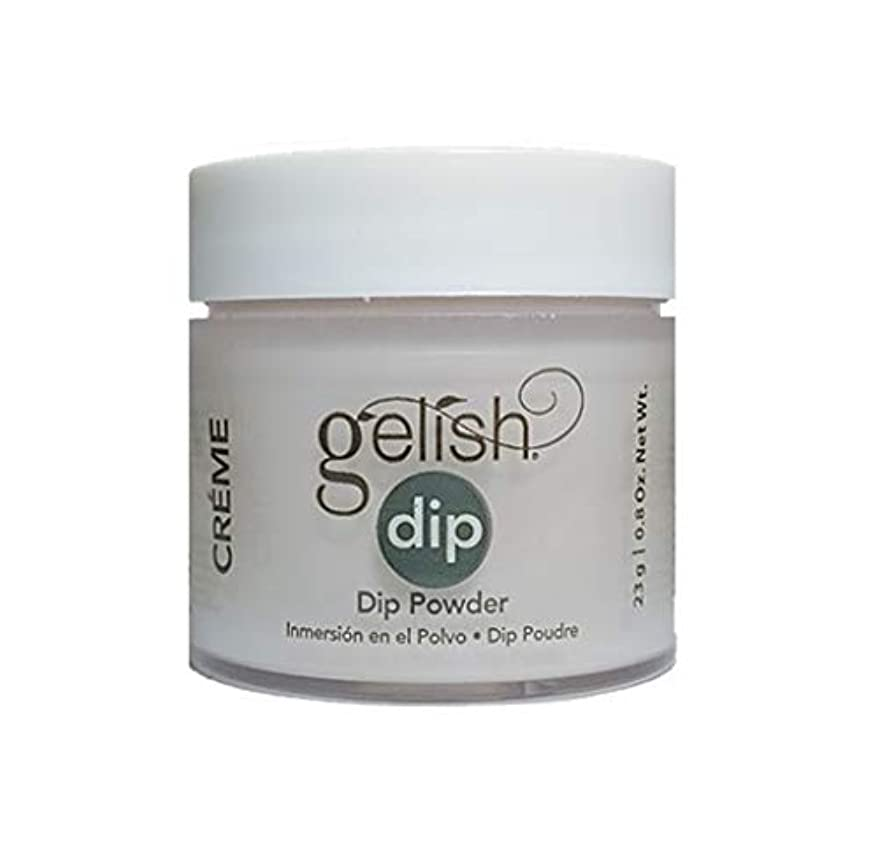 側面代表して好むHarmony Gelish - Dip Powder - Do I Look Buff? - 23g / 0.8oz