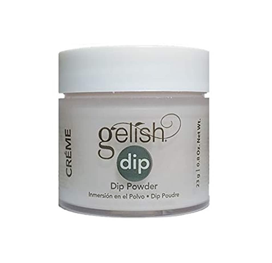 テキスト飲料狂信者Harmony Gelish - Dip Powder - Do I Look Buff? - 23g / 0.8oz