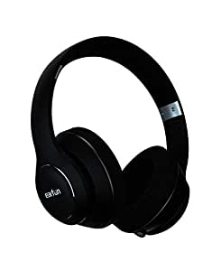 EarFun Wave 【2019最新Bluetooth5.0】 Bluetooth ヘッドホン 高音質 40時間連続再生 密閉型 折りたたみ式 ブラック