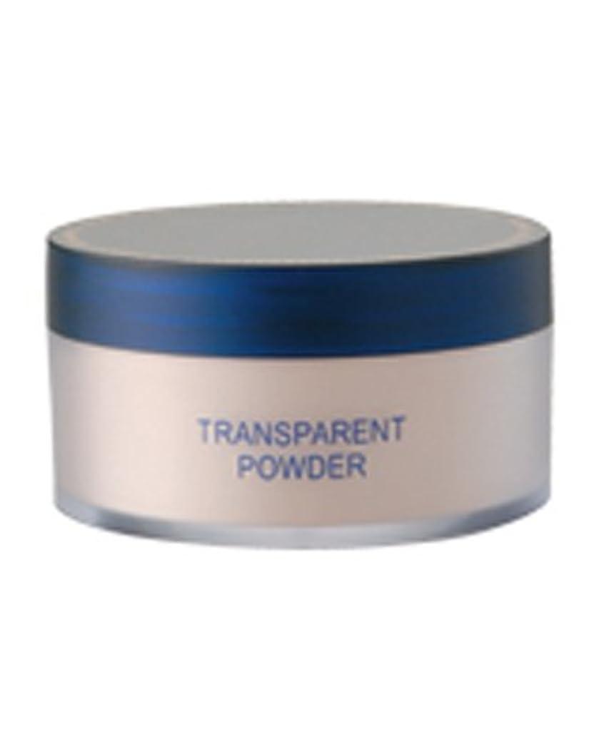 ひいきにする名門積極的にトランスパラントパウダー 30g (粉おしろい パフ付)