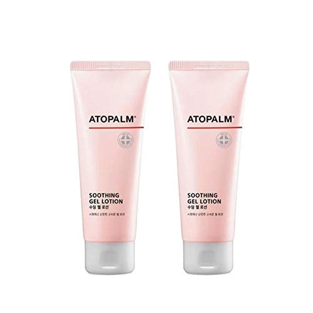 展望台意義二年生アトパムスディンジェルローション120mlx2本セットベビーローション韓国コスメ、Atopalm Soothing Gel Lotion 120ml x 2ea Set Baby Lotion Korean Cosmetics...