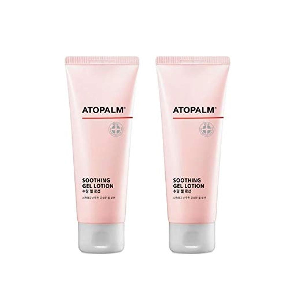 運賃の中で選択アトパムスディンジェルローション120mlx2本セットベビーローション韓国コスメ、Atopalm Soothing Gel Lotion 120ml x 2ea Set Baby Lotion Korean Cosmetics...