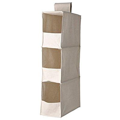RoomClip商品情報 - 無印良品 ポリエステル綿麻混小物ホルダー 約幅15×奥行35×高さ70cm