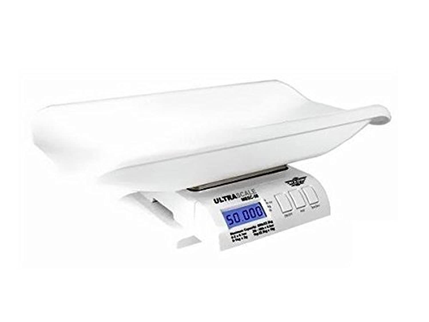 Ultrascale Mbsc Ultra U2 60lb Digital Baby Pet Scale with USB by My Weigh [並行輸入品]