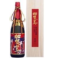 加賀鳶 純米大吟醸 千日囲い(錦絵ラベル) 720ミリ お祝い熨斗包装