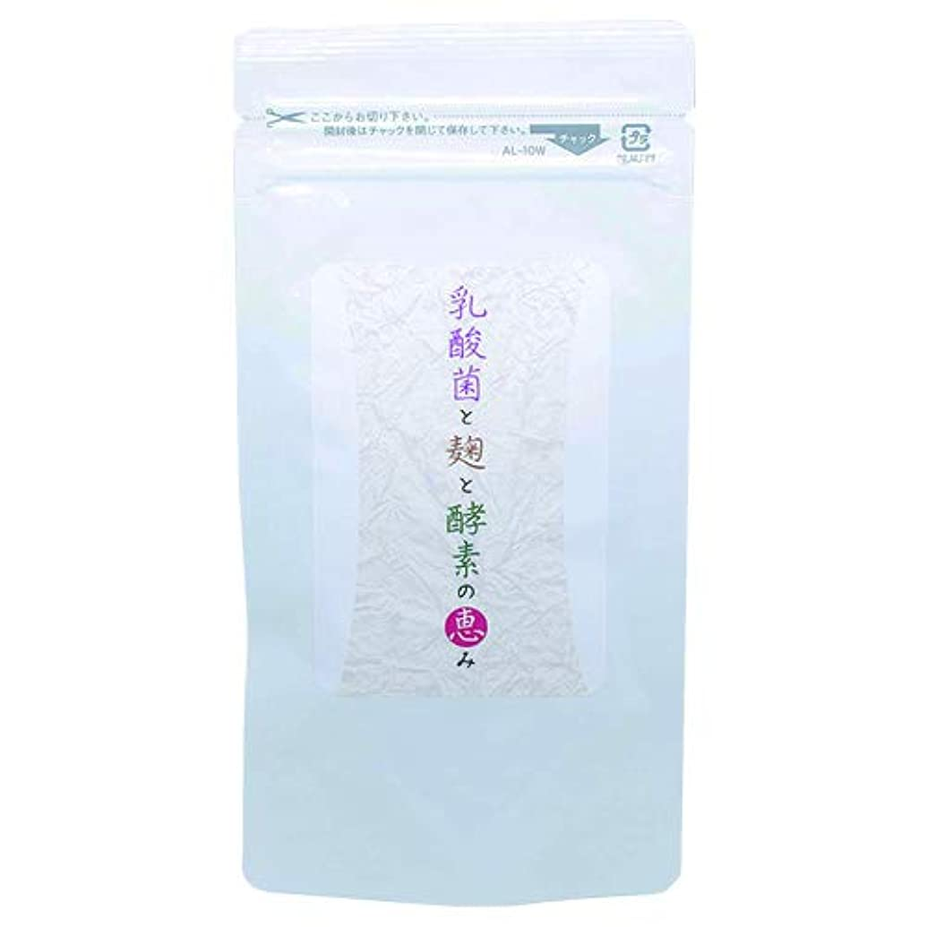 氷飲料運河乳酸菌と麹と酵素の恵み (1)