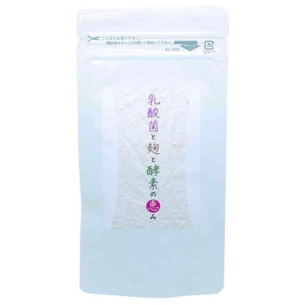 パラダイスドック手を差し伸べる乳酸菌と麹と酵素の恵み (1)