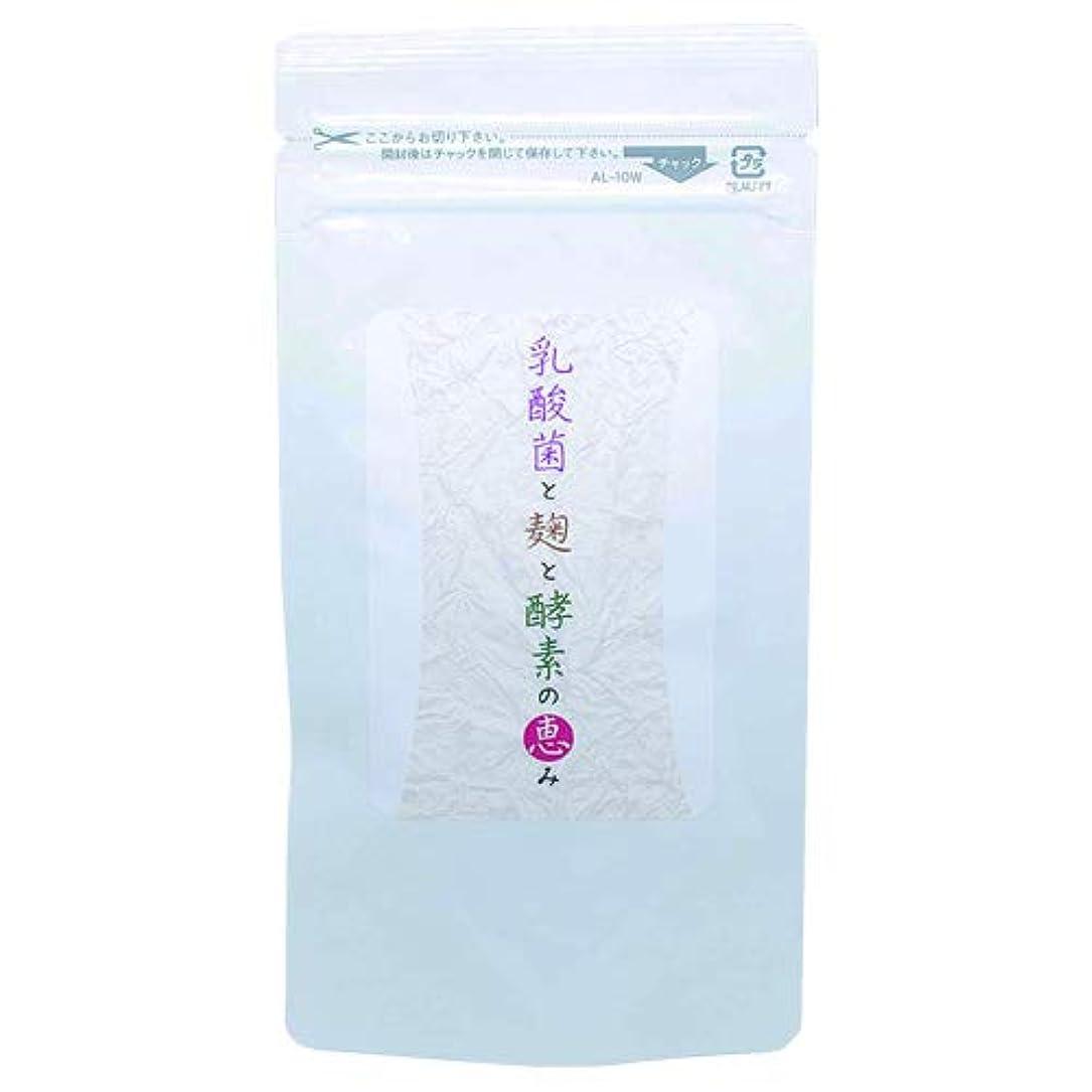 気味の悪い積極的に比類のない乳酸菌と麹と酵素の恵み (1)