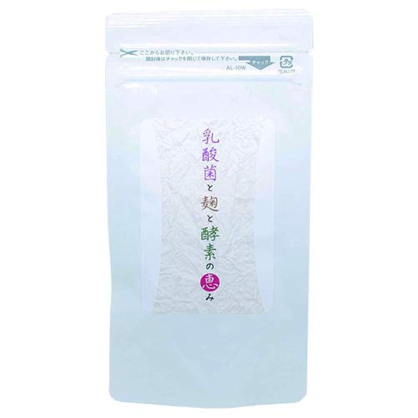 飼い慣らす望む緑乳酸菌と麹と酵素の恵み (1)