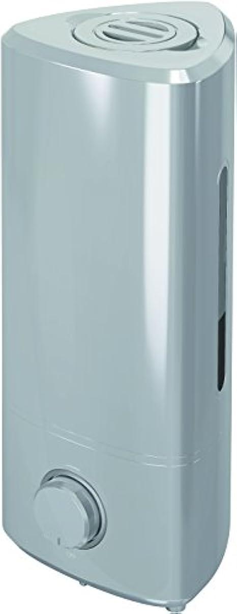 ラドンナ CUTENSIL 超音波加湿器 Kaleido アロマ CU62-HF グレー