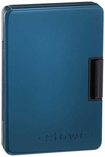 [スロウワー] 携帯灰皿 ポータブルアシュトレイ ストウ ブルー