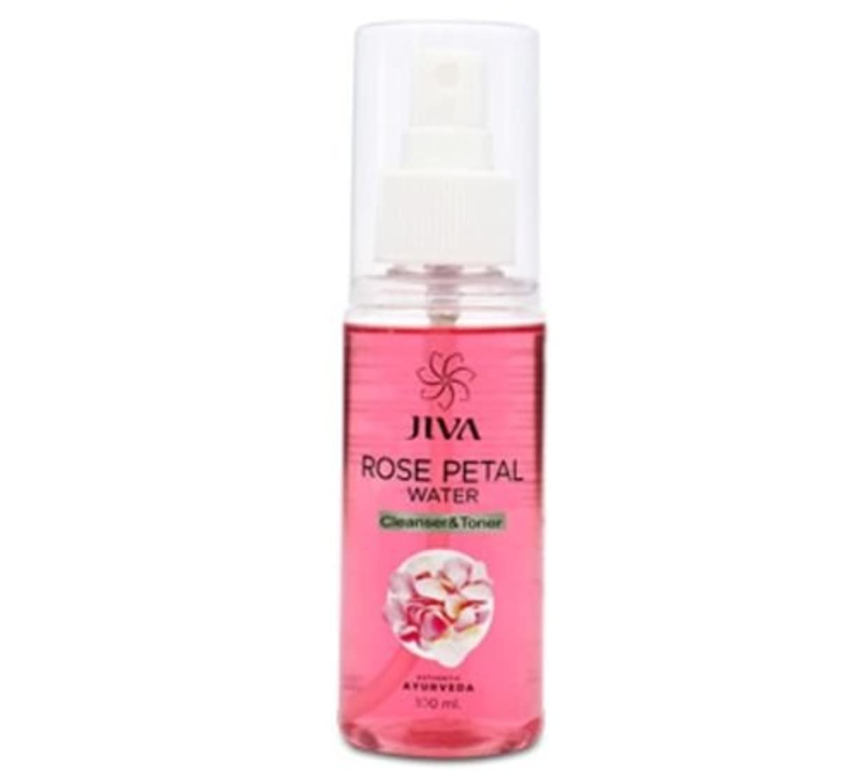 Jiva Ayurveda Rose Petal Water