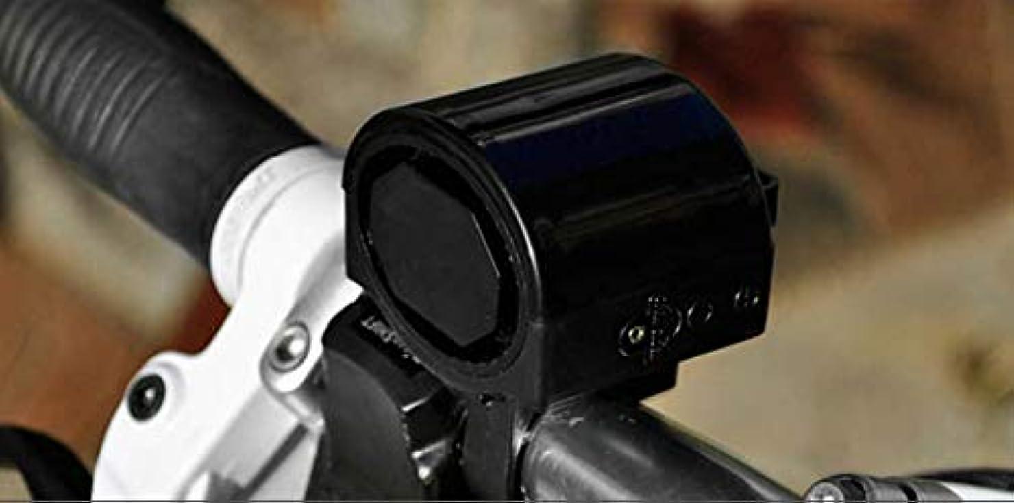 スタッフきょうだい代数自転車ベル 大音量 防犯 電池式 自転車安全警告スピーカー  軽量 自転車ホーン