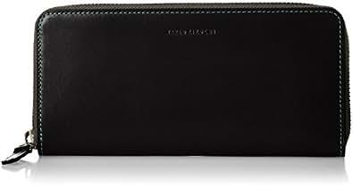 [タケオキクチ] ラウンドファスナー付き束入、長財布 ガウチョ シリーズ TK215012 01 クロ
