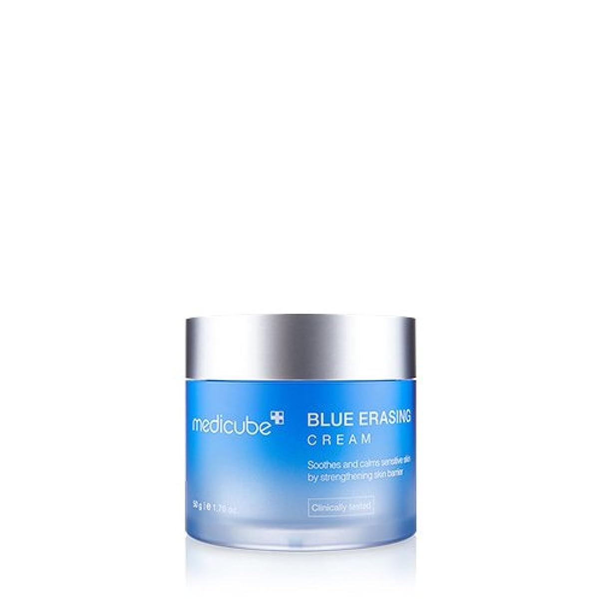 大気理解株式[MEDICUBE] ★新着★送料無料★ Blue Erasing Cream/ブルーイレイジングクリーム [並行輸入品]